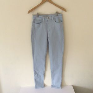 Joes Jeans The Charlie High Rise Skinny Ankle 27